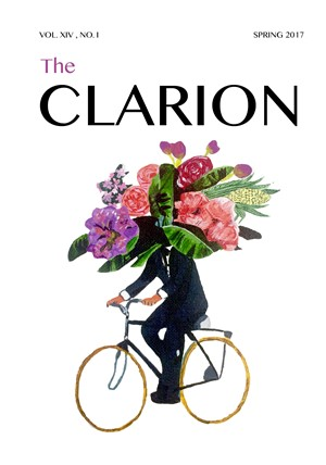 The Clarion Cover 2017