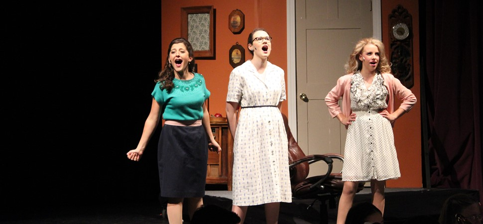 FHS 9 to 5 Musical