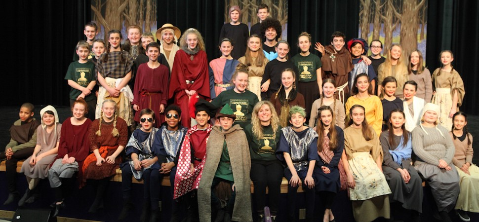 FMS Drama Club: The Adventures of Robin Hood