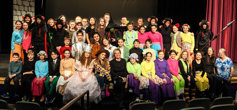 FMS Wizard of Oz Cast