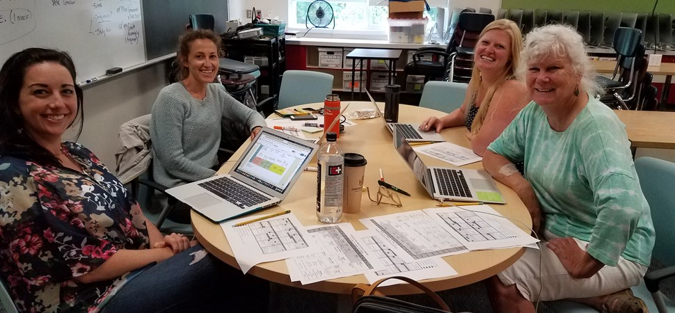 MLS-4th Grade Teaching Team Doing Collaborative Planning