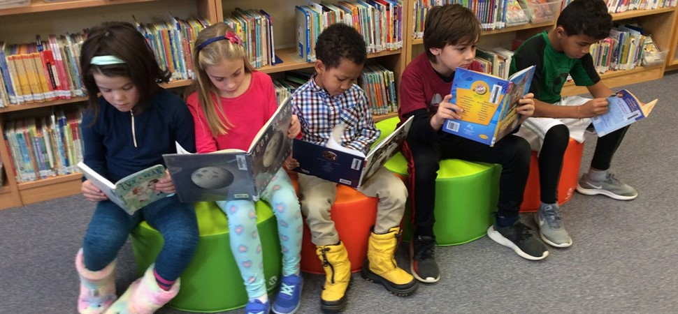 Second grade readers