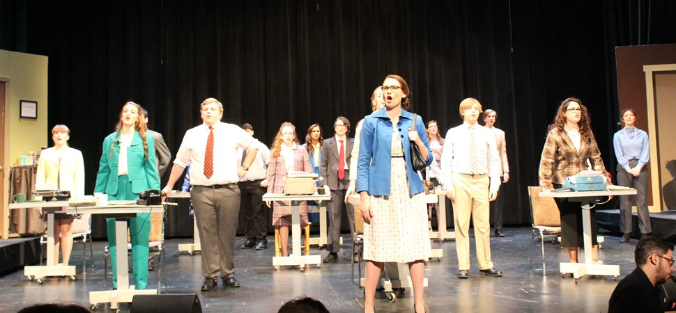 FHS Musical 9 to